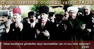 Kuran'da Atatürk